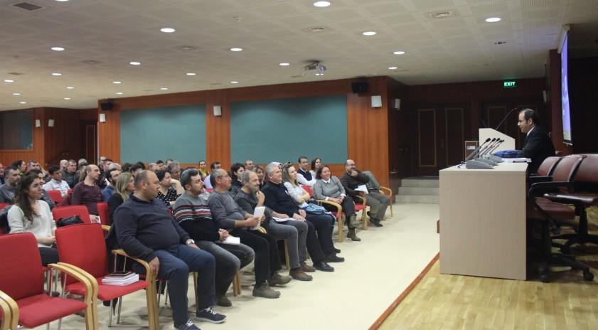 anadolu universitesinde 2018 adalet bakanligi uzlastirmaci sinavi semineri gerceklestirildi